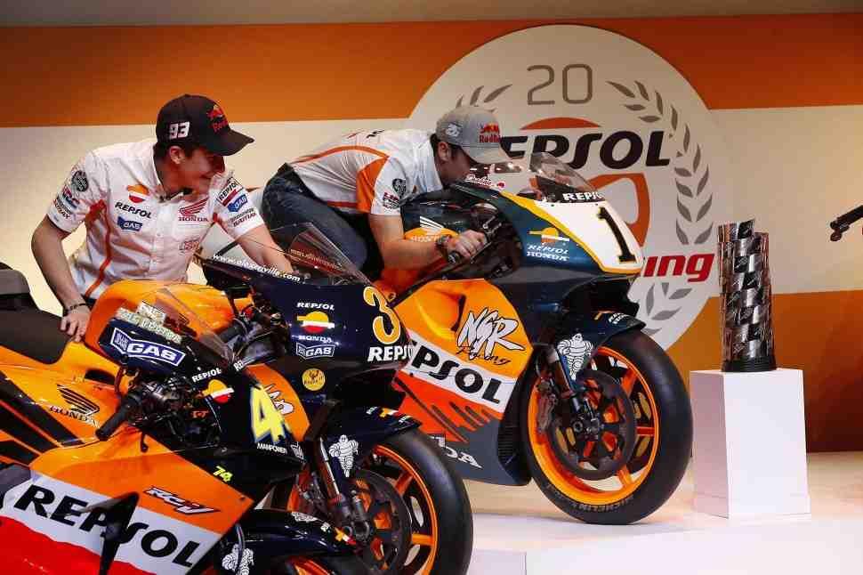 Эволюция MotoGP: легенда Honda NSR500