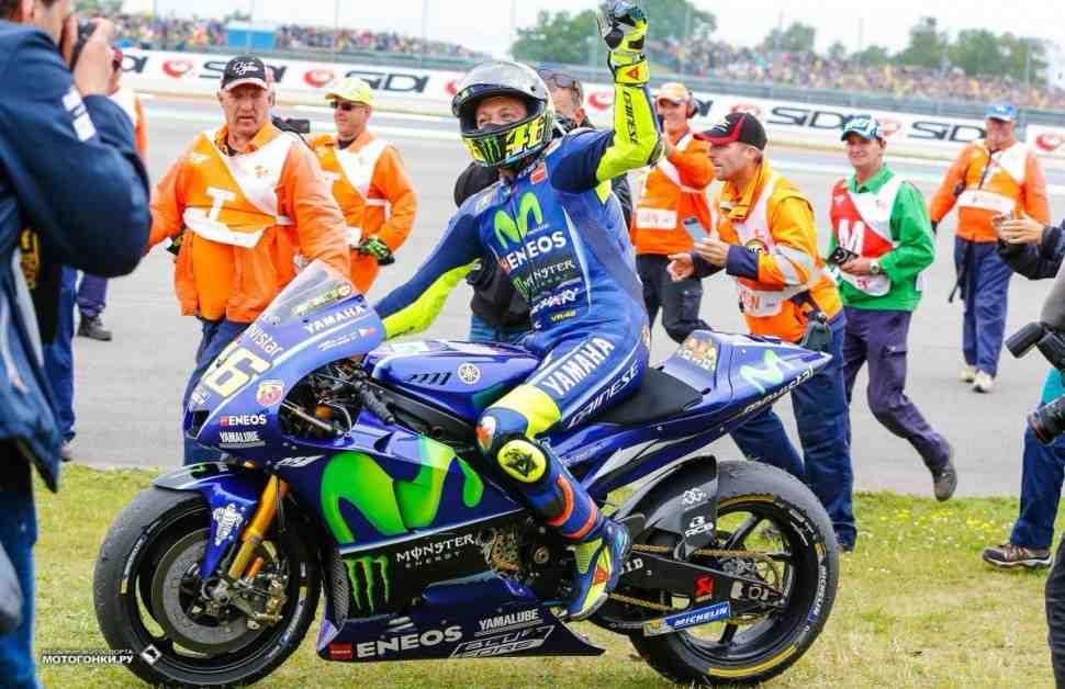 Yamaha год без побед в MotoGP: изменит ли Валентино Росси тренд на DutchTT?
