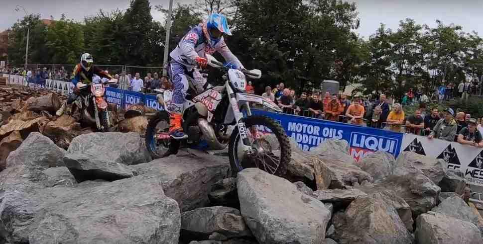 Red Bull Romaniacs 2018: Российские гонщики на прологе