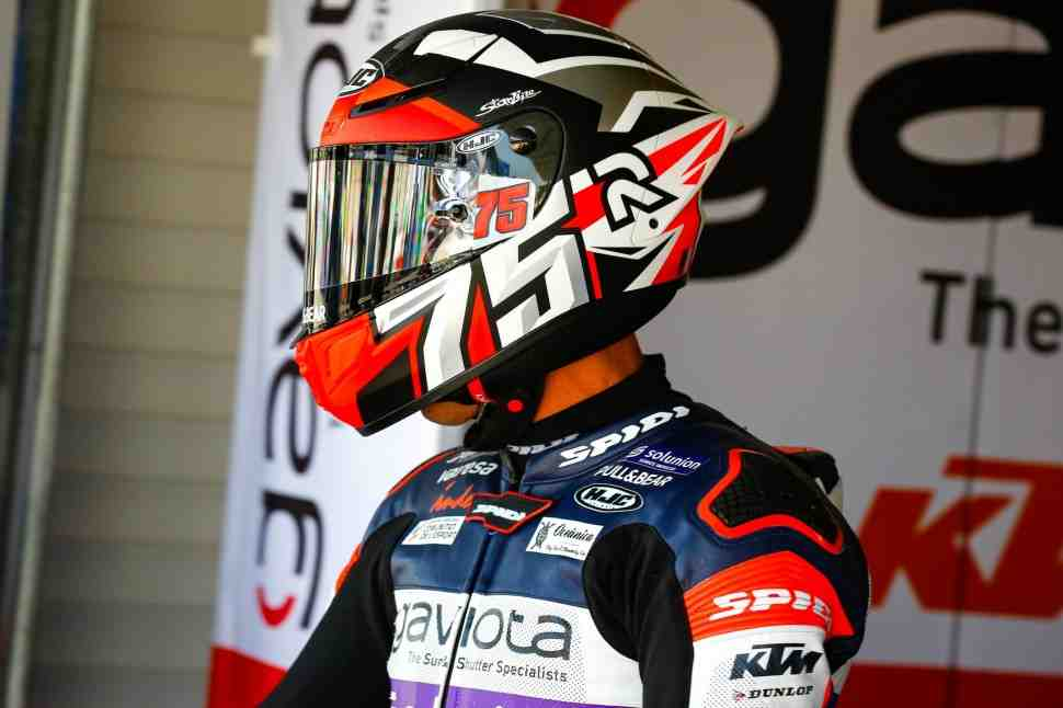 Медцентр Circuito de Jerez сообщил о состоянии лидера чемпионата Moto3 Альберта Аренаса