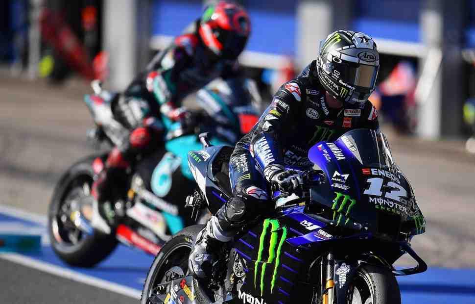 MotoGP: Новый двигатель Yamaha YZR-M1 2020 года оказался не слишком надежным