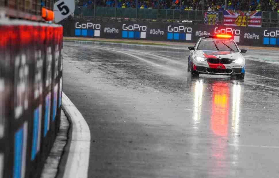Dorna намерена провести Гран-При Британии по MotoGP любой ценой