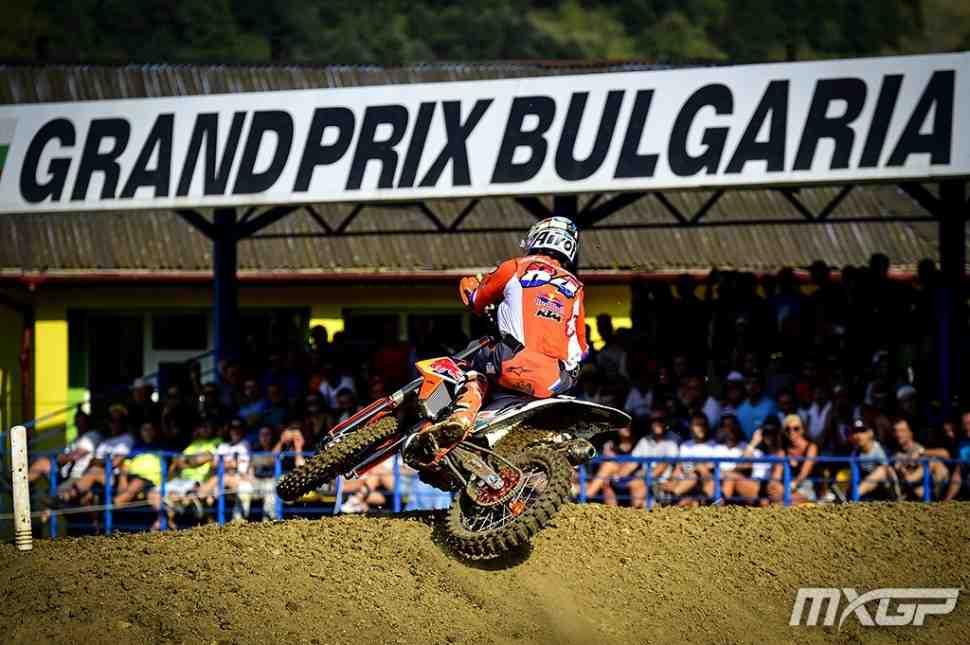 Мотокросс MXGP: абсолютная победа Херлингса - результаты Гран-При Болгарии