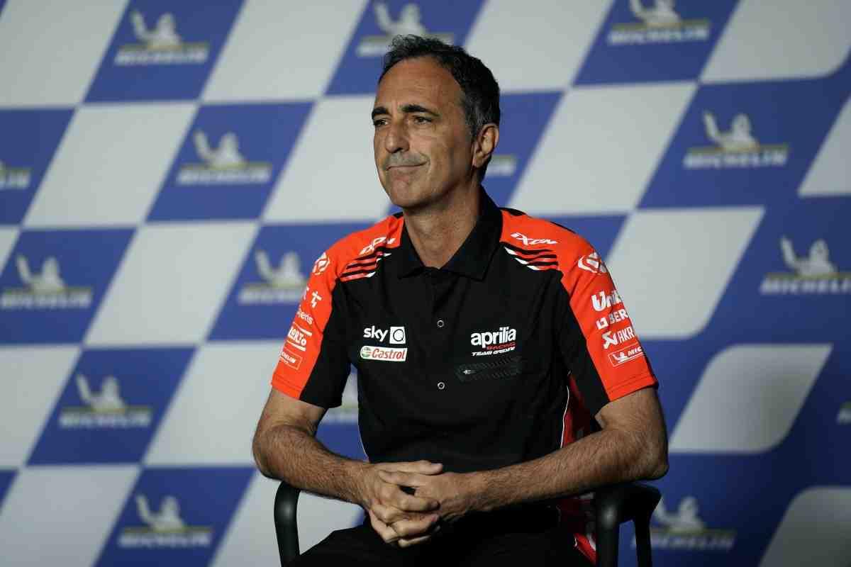 Альбезиано подтвердил немедленное подключение Маверика Виньялеса к программе Aprilia в MotoGP