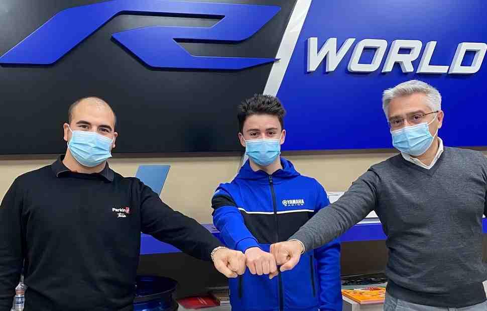 ������� ParkinGO ������ ��������� � World Supersport � Yamaha � �������� ����������