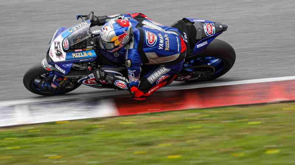 WSBK: Ducati � Yamaha ��������� ����� � ������� � ������� ��������, Honda �� ������ ���-5