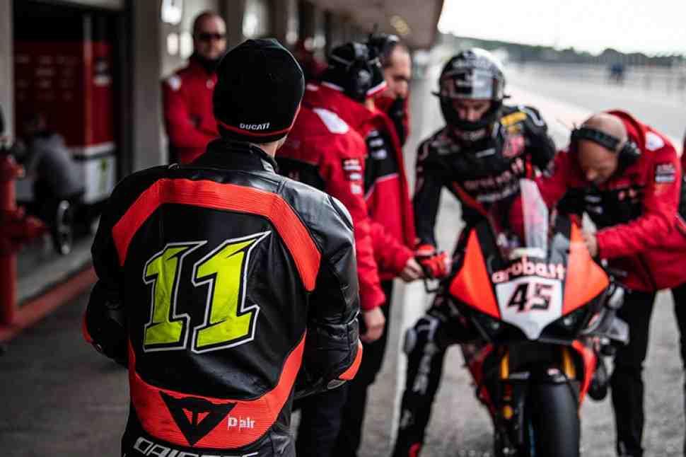 WSBK: ������ ������� ���������, ������ ��������� � ������ Barni Ducati ���������