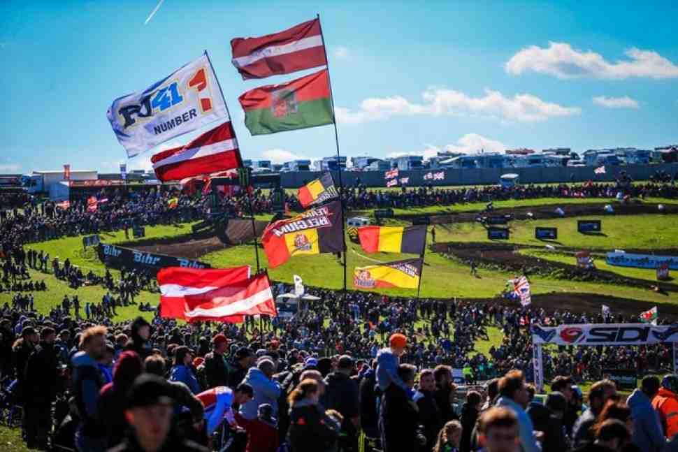 Мотокросс MXGP: Гран-При Великобритании 2020 - расписание и онлайн хронометраж