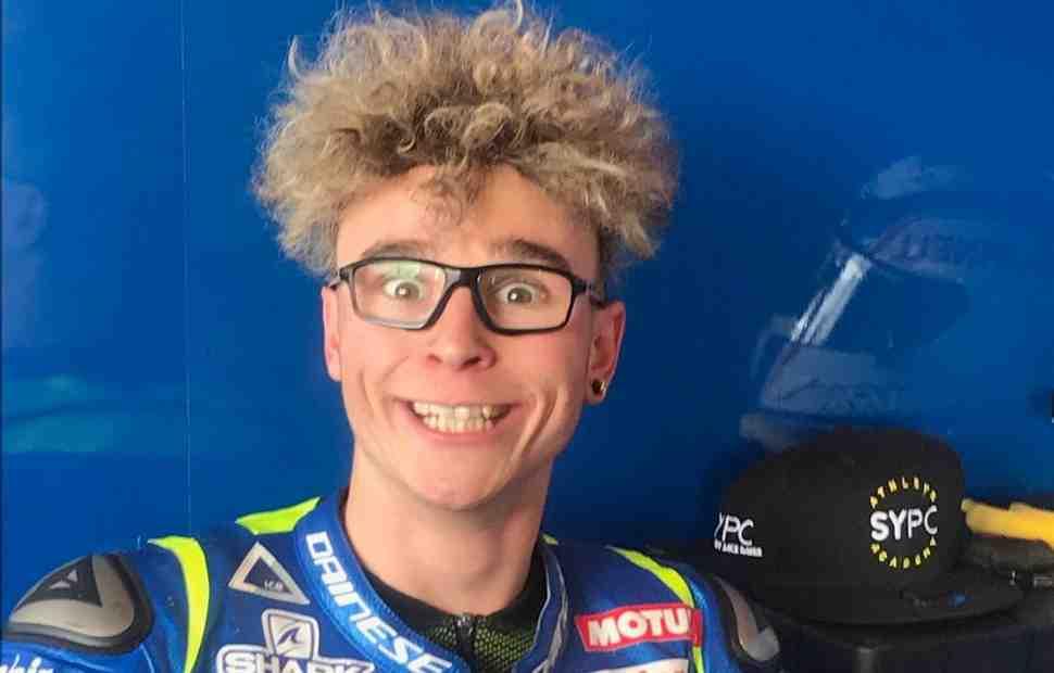 Двойной Рэй: лидер British Superbike заявлен на этап WorldSBK в Донингтоне