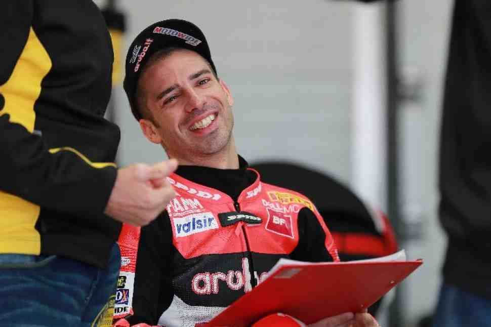 Важные тесты WSBK в Брно: Ducati и Yamaha нашли ответы на многие вопросы