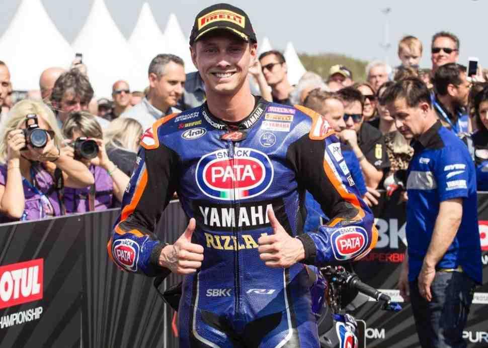WSBK: Donington капитулирует под напором Ван дер Марка и Yamaha