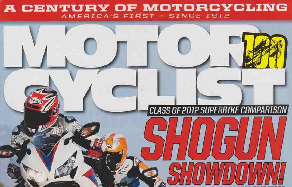 Закрылся старейший мотожурнал Motorcyclist
