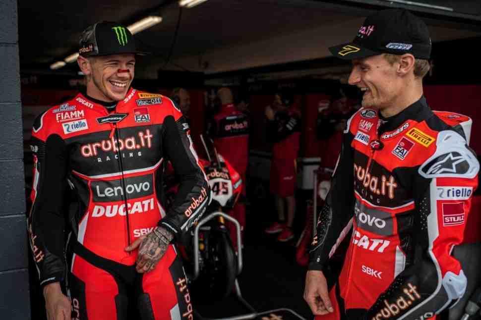 WSBK: Ducati ���������� ����� � ������, �� ��� �������� ������ �� �������� - ��� �� ������?