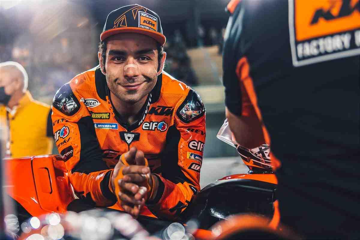 Место преступления - Муджелло: Петруччи - о своей первой гонке на краденных покрышках из MotoGP