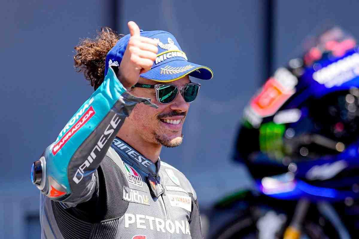 MotoGP: Франко Морбиделли рассказал о проблемах с коленом, которое подвернул в Ле-Мане