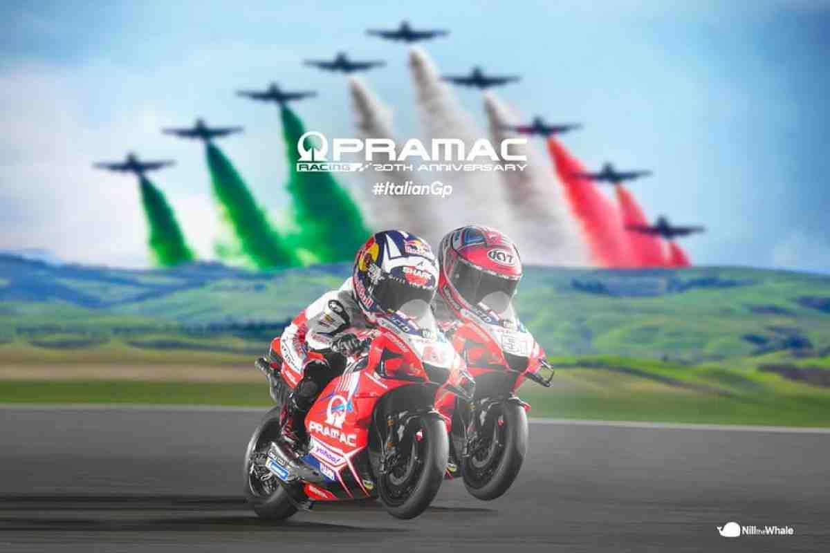 MotoGP: Pramac остается с Ducati еще на 3 года