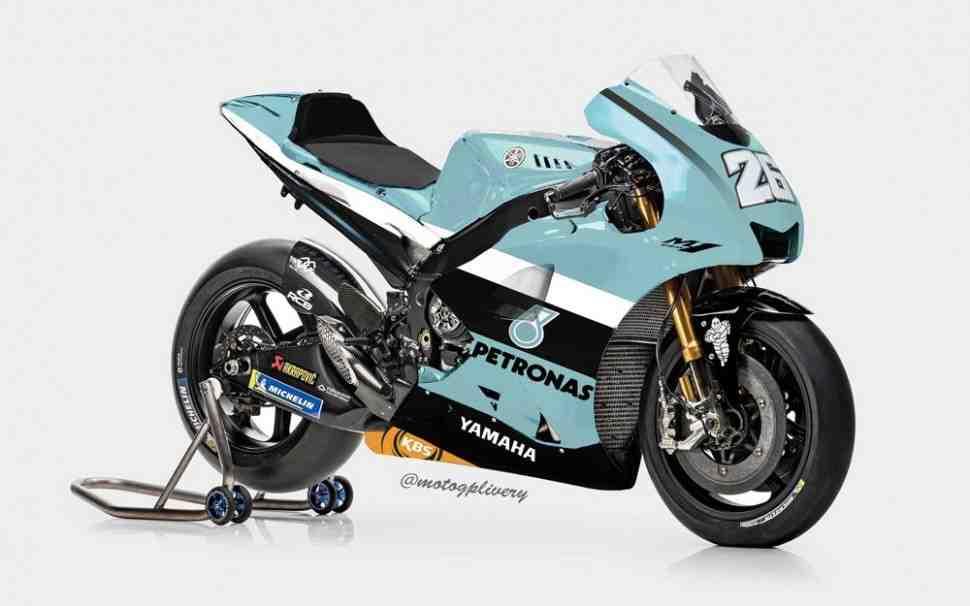 MotoGP: Дани Педроса и Франко Морбиделли войдут в новый саттелит Petronas Yamaha