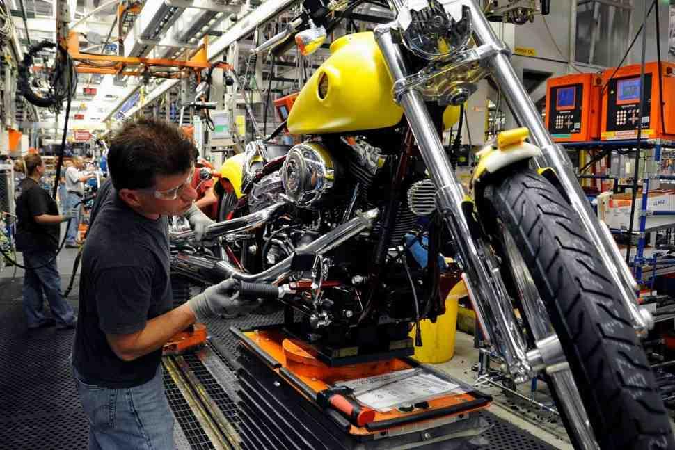 Трамп пригрозил Harley-Davidson «началом конца» в случае переноса производства в Европу