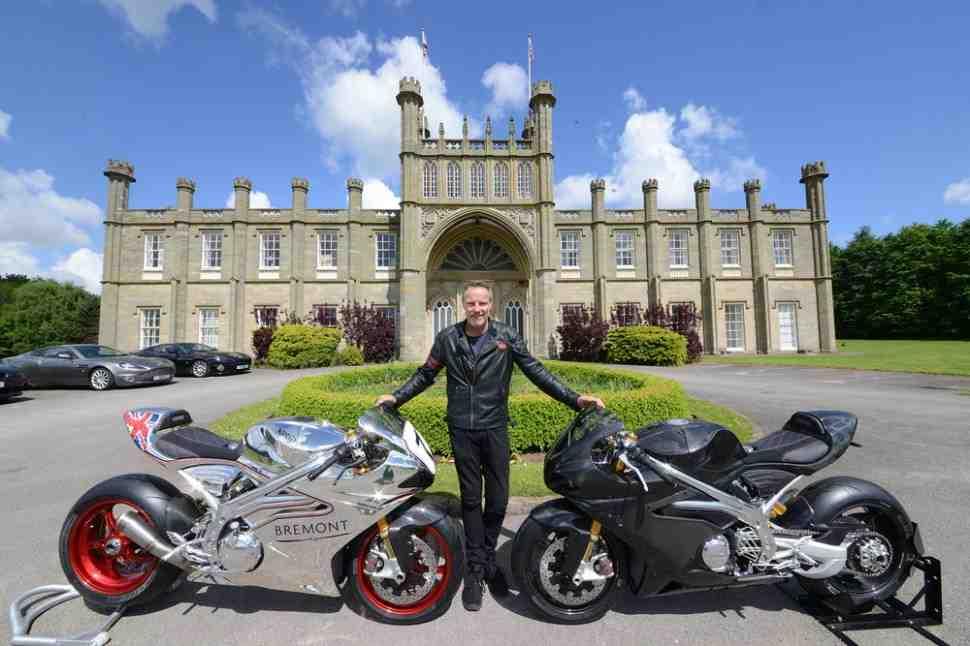 Босса обанкротившегося Norton Motorcycles обязали вернуть 14 миллионов фунтов