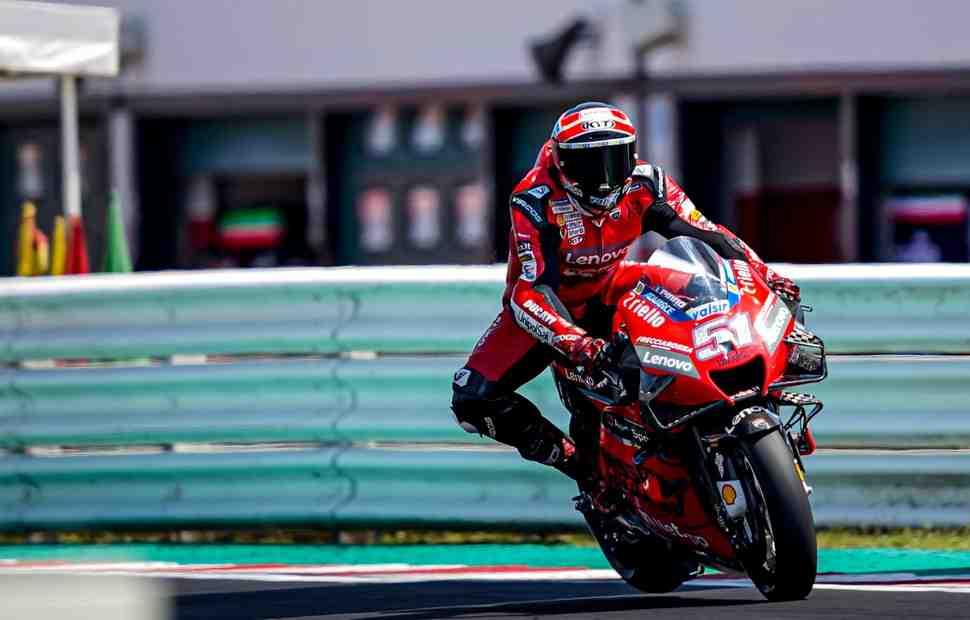 Тесты в Мизано дали Ducati уверенность в готовности к рестарту MotoGP в Испании