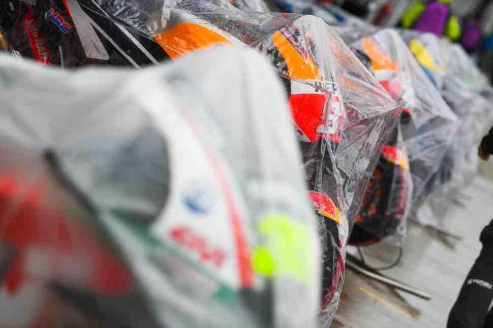 Заводские команды MotoGP объяснили причину отказа от переноса BritishGP на понедельник