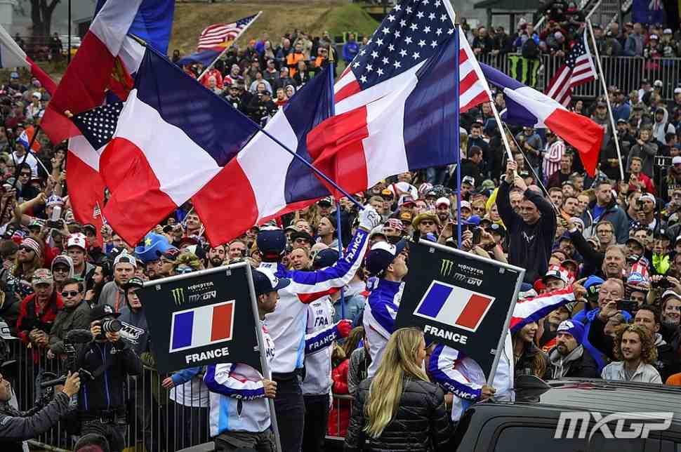 Мотокросс Наций: в сборной Франции вынужденная замена