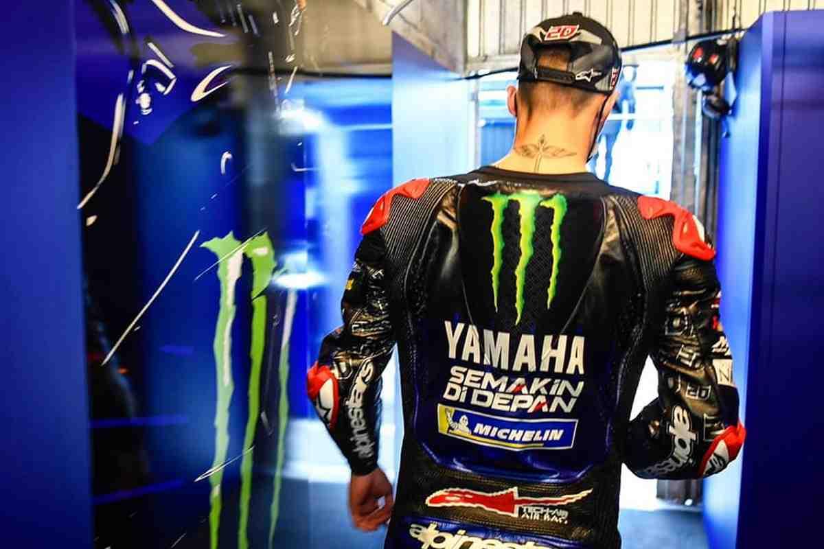 MotoGP BritishGP: Фабио Куартараро - о своих ощущениях после аварии и травмы на FP2 + видео