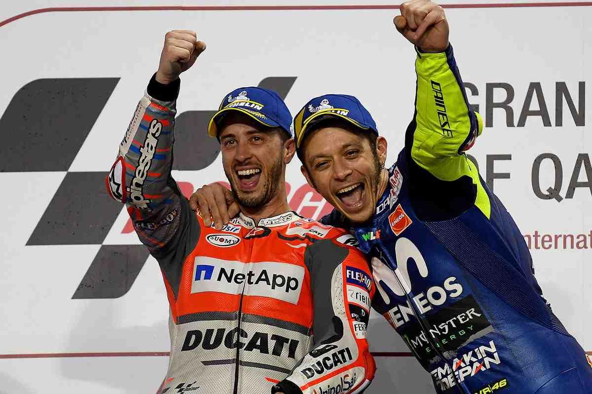Sky заявил о контракте Petronas Yamaha SRT с Андреа Довициозо до конца сезона MotoGP 2021