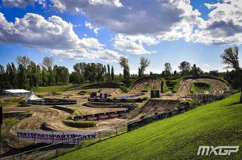Мотокросс MXGP/MX2: результаты всех заездов и Гран-При Ломбардии (Италия)