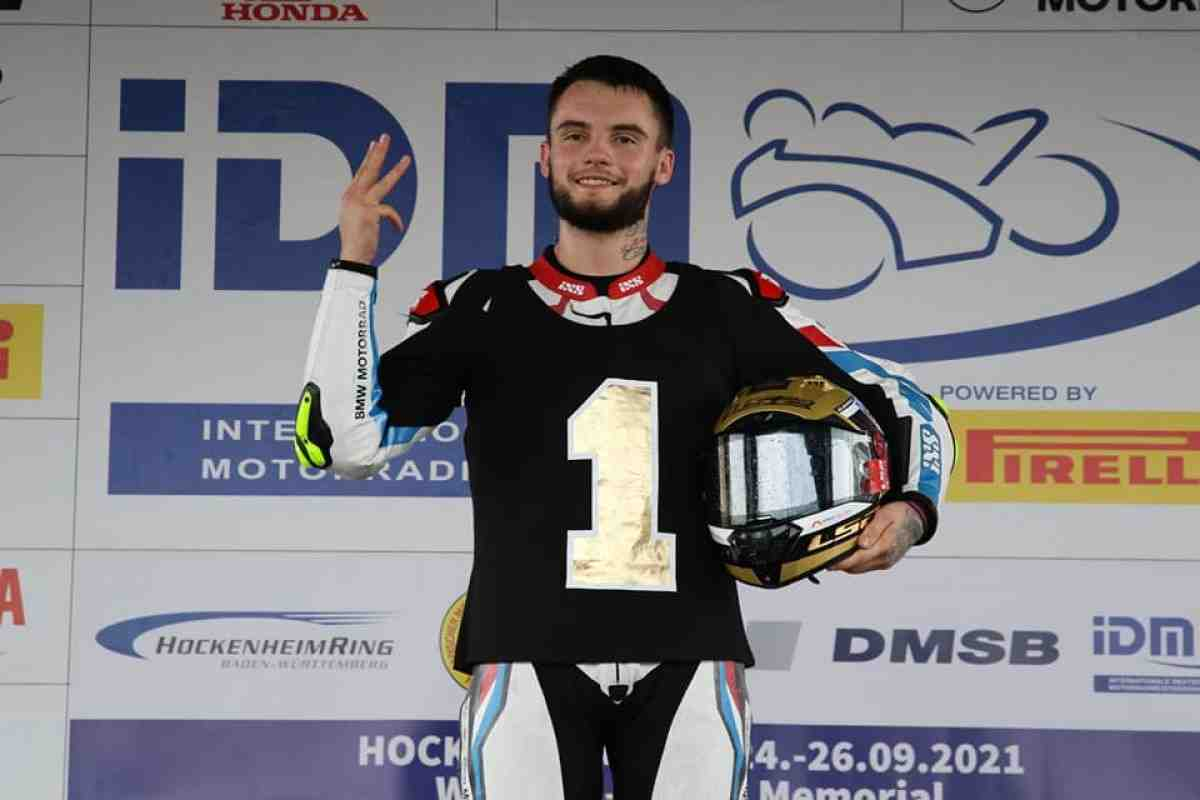 ����� IDM Superbike: �������� ������ �� �������  Hockenheim, ���� ��������� - 3-������� �������