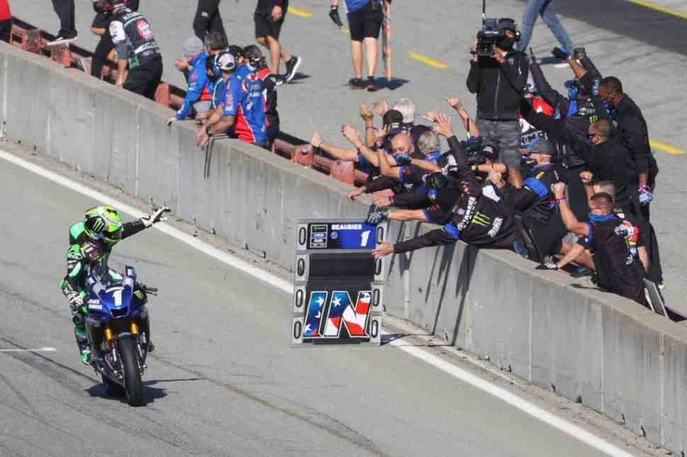 ����� � MotoGP �������: ������� ����� �������� ������� � MotoAmerica �������� ������