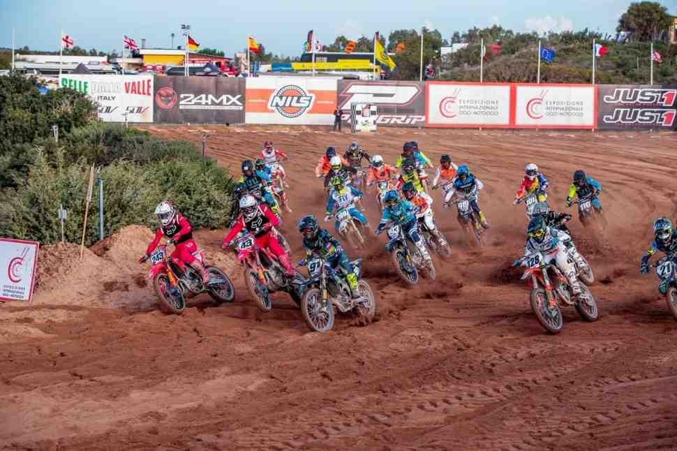 Мотокросс MXGP: Тим Гайзер открыл сезон победой в Италии