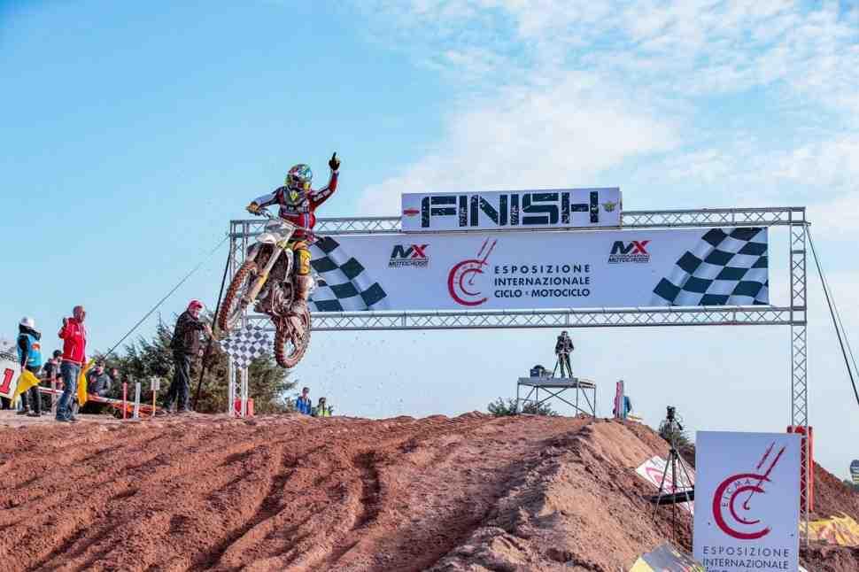 Мотокросс: Никита Кучеров в ТОП-5 чемпионата Италии в Риола Сардо
