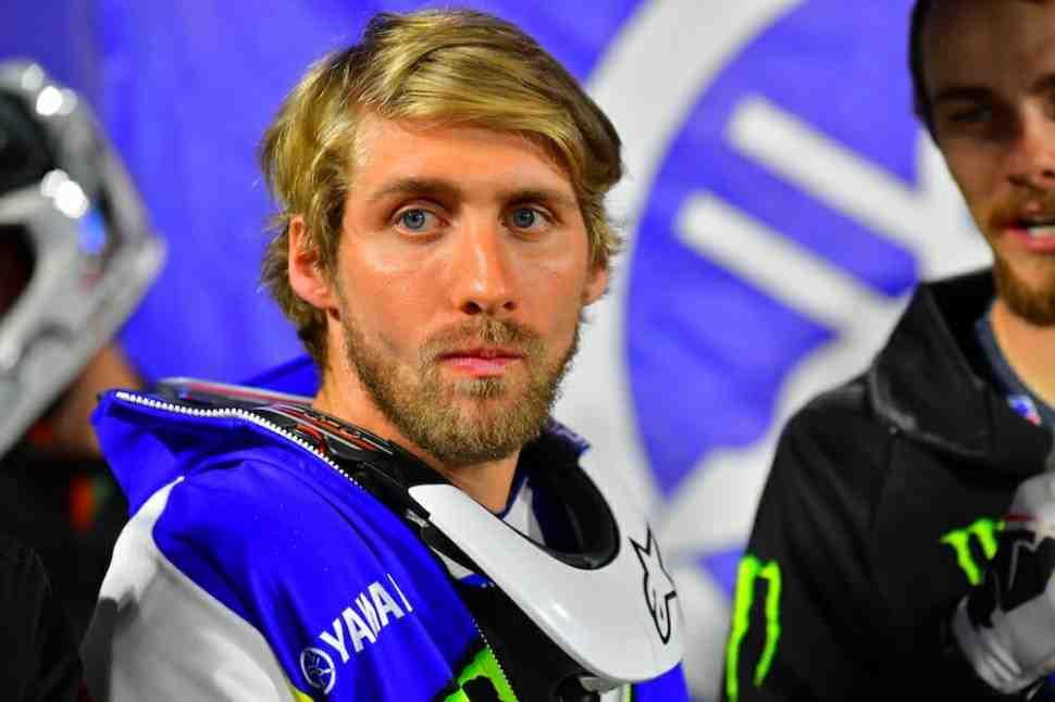 Джастин Барша временно выбывает из AMA Supercross
