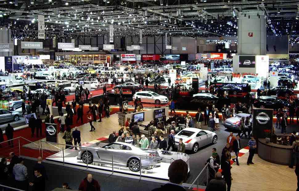 Ежегодный Женевский Автосалон 2020 отменен из-за риска эпидемии коронавируса в Италии