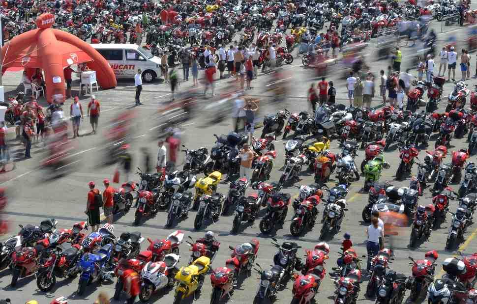 Впервые за 20 лет отменены BMW Motorrad Days и World Ducati Week