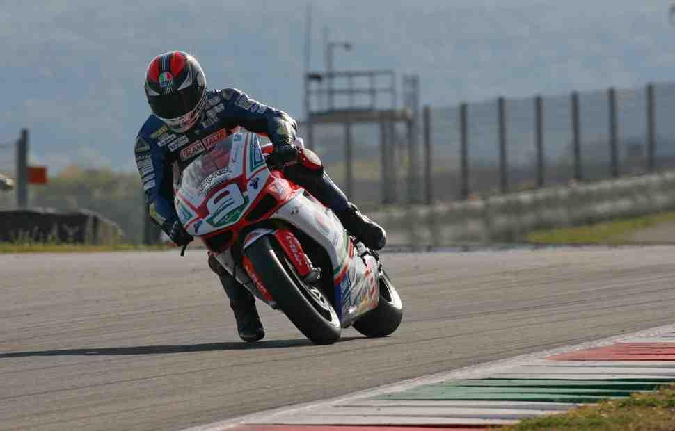 Barni Racing ������ ����� ������ �������� � WorldSBK ����� ��������