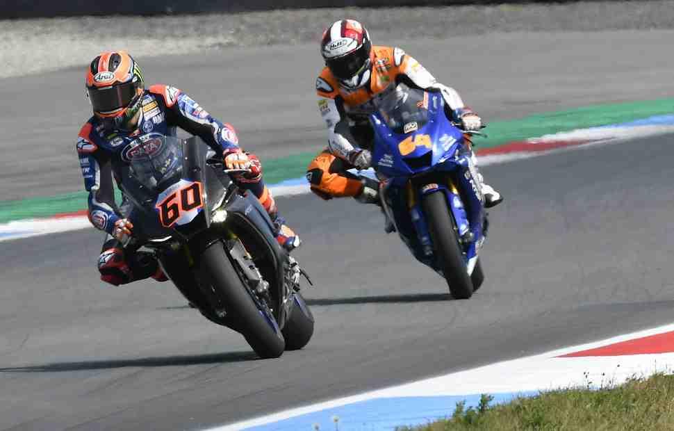 ����������� ������ WSBK � Moto2 �������� ���� �������� ����� ������� TT Circuit Assen