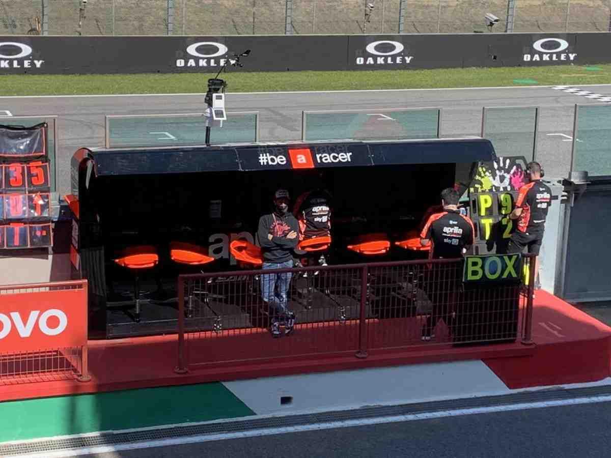 MotoGP: Андреа Довициозо прибыл в Муджелло - чего ждут от Гран-При Италии в Aprilia Racing