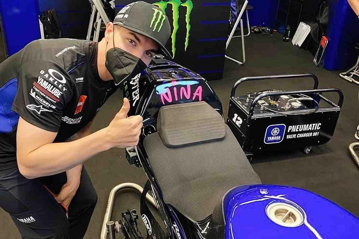 MotoGP: Новоиспеченный папаша Маверик Виньялес возглавил FP1 Гран-При Италии