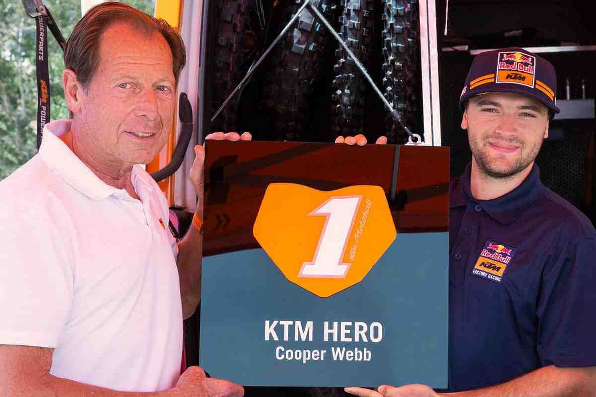 MXoN-2021: Team USA на Мотокроссе Наций возглавит чемпион AMA Supercross Купер Уэбб