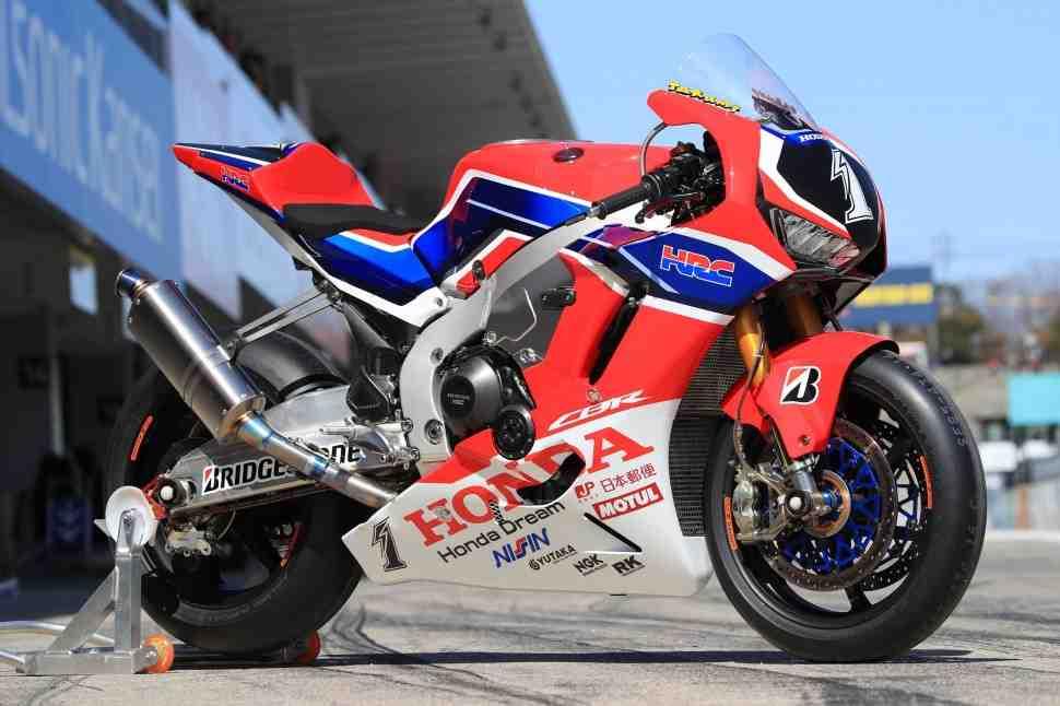 Honda Racing объявила окончательный состав пилотов EWC на Suzuka 8 Hours 2018