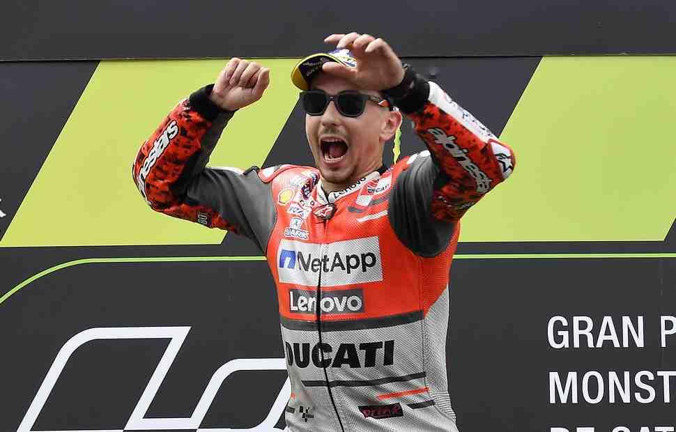 MotoGP: Статистика и факты - Хорхе Лоренцо обновляет рекорды всех времен