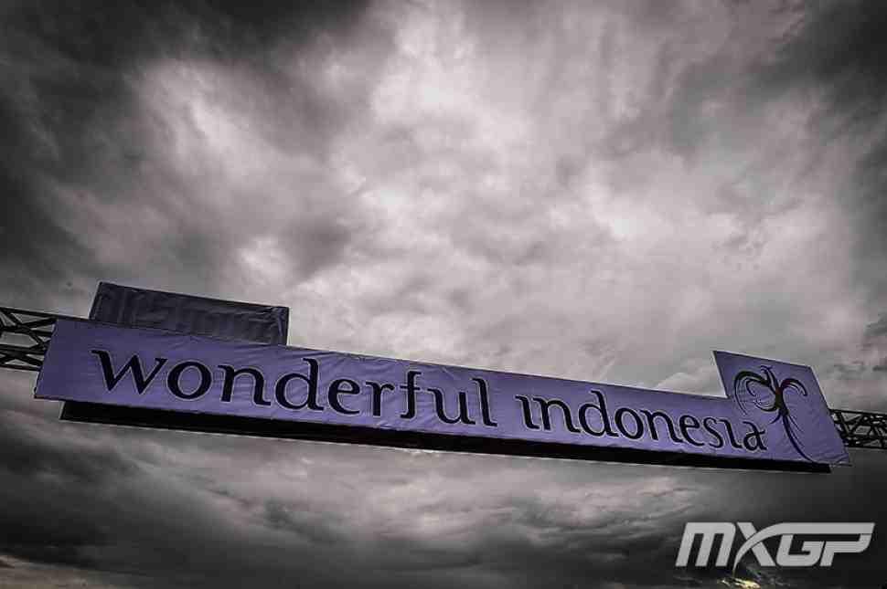 Мотокросс: чемпионат Мира MXGP возвращается в Индонезию