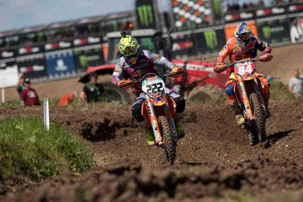 Мотокросс MXGP: Херлингс будет участвовать в Гран-При Индонезии