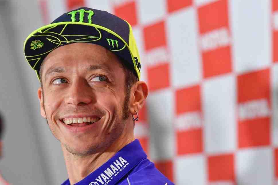 Валентино Росси приветствовал вступление Petronas Yamaha в MotoGP