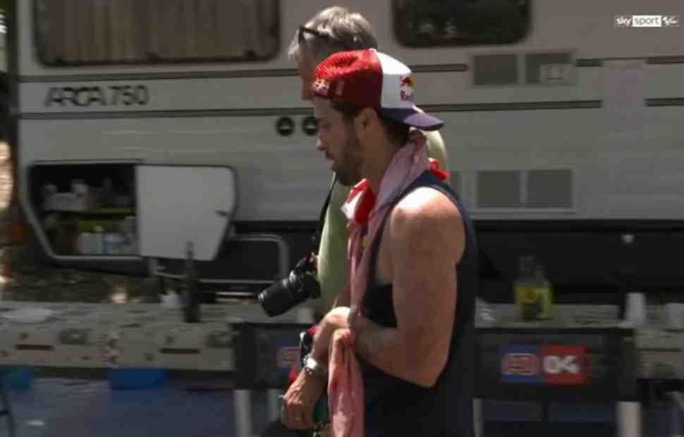 MotoGP: Перелом левой ключицы у Андреа Довициозо подтвержден