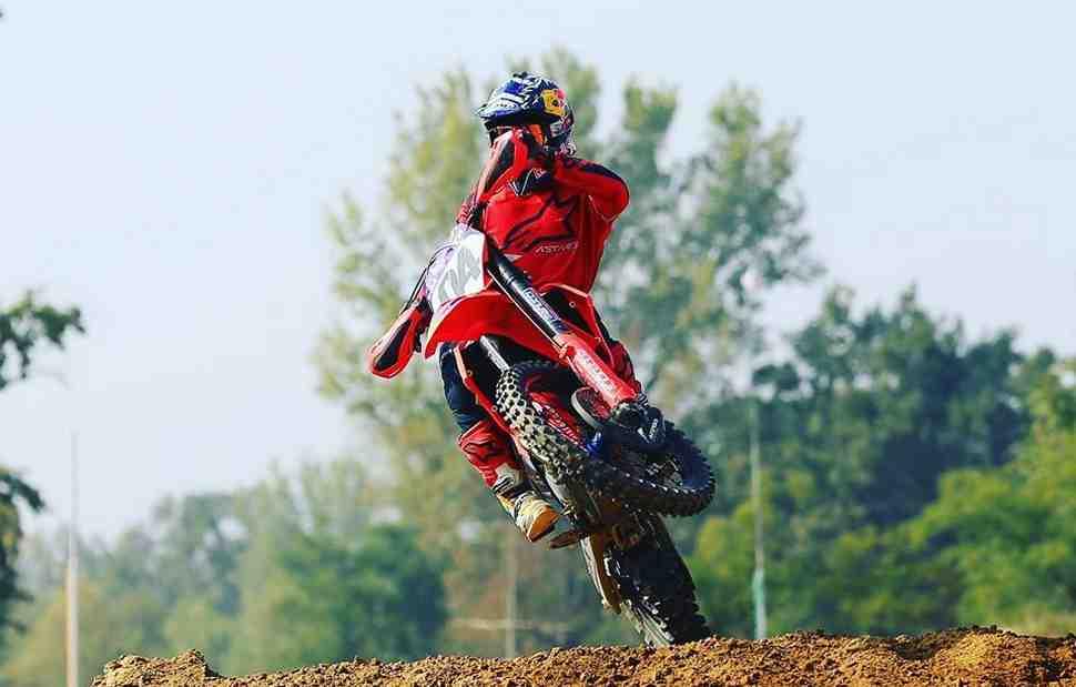 Срочно: Довициозо повредил плечо на тренировке по мотокроссу за 3 недели до рестарта MotoGP