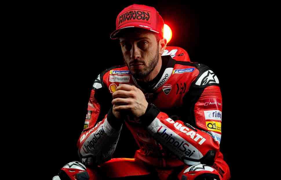 Форс-мажор и как с ним бороться: Довициозо намерен восстановиться к рестарту сезона MotoGP