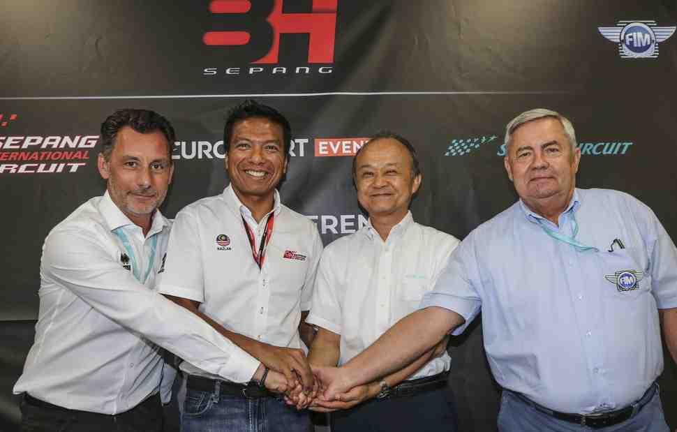 Sepang 8 Hours станет регулярным демисезонным этапом World Endurance с 2019 года